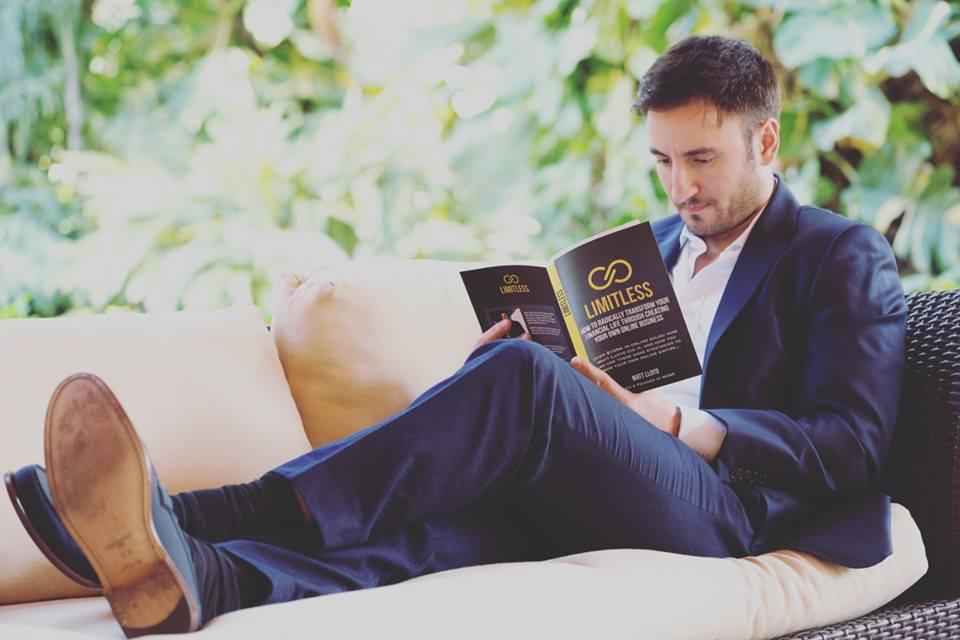 Matt Lloyd – Limitless Book For Free