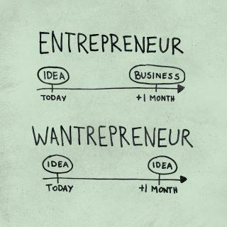 wantrepreneur
